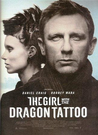 ドラゴンタトゥーの女