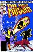 X-Men- New Mutants Classic, Vol. 1
