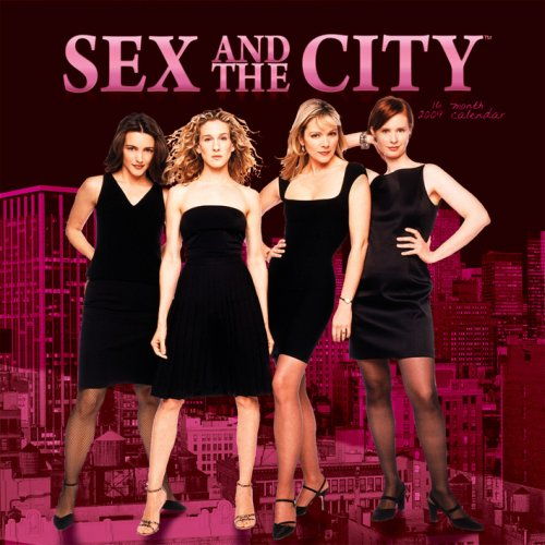 Sex & the City Square Calendar 2009
