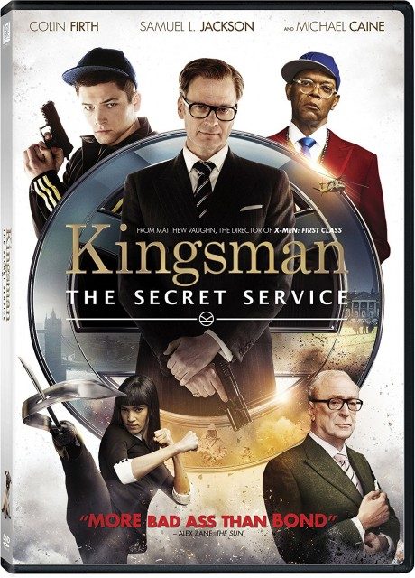 KINGSMAN- SECRET SERVICE
