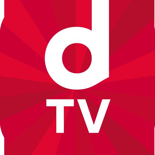dTVのロゴ画像