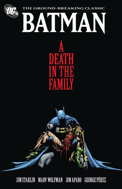 バットマン:デス・イン・ザ・ファミリー ジェイソン・トッド