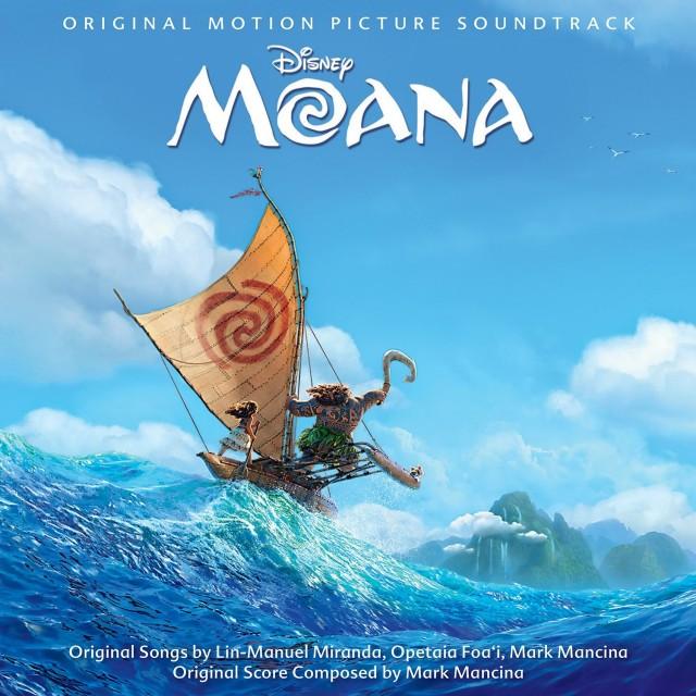 Ost- Moana モアナ