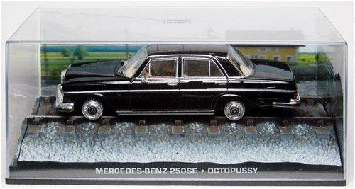 1:43 007 ボンドカー Mercedes Benz 250SE オクトパシー