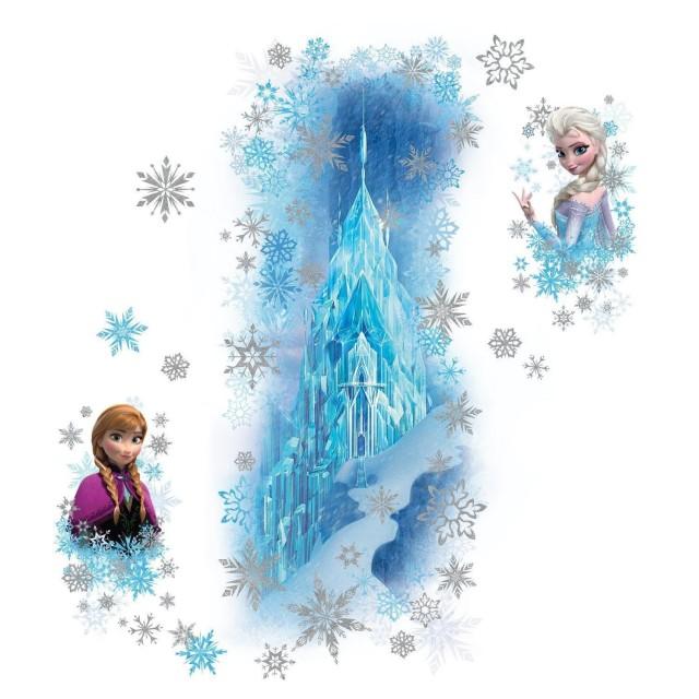 アナと雪の女王:宮殿