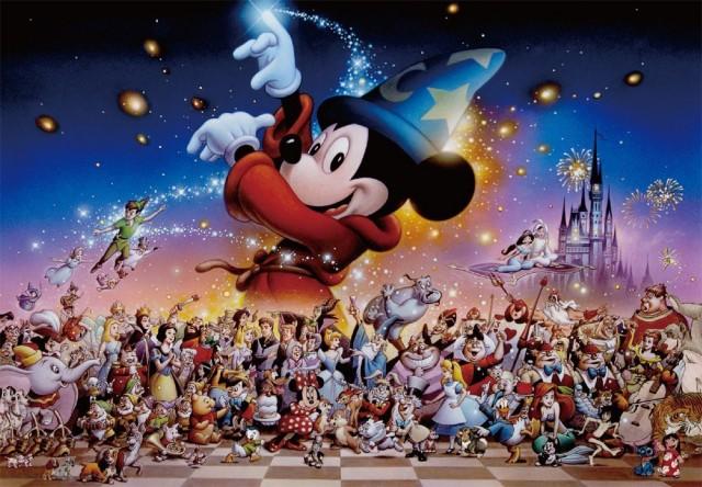 ミッキーマウス:ディズニー