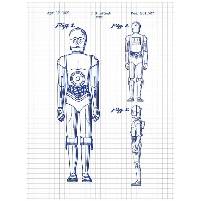 『スターウォーズ』C-3PO