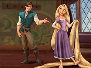ディズニー:ラプンツェルとフリン