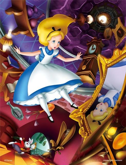 ディズニー不思議の国のアリス1