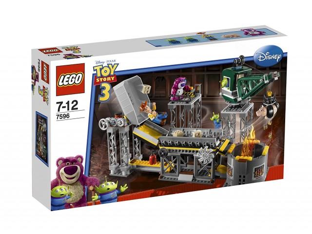レゴ (LEGO) トイ・ストーリー ゴミ処理場からの脱出 7596