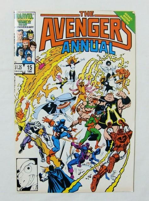 Captain America Annual No. 9