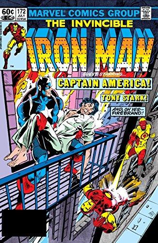 Iron Man No. 172