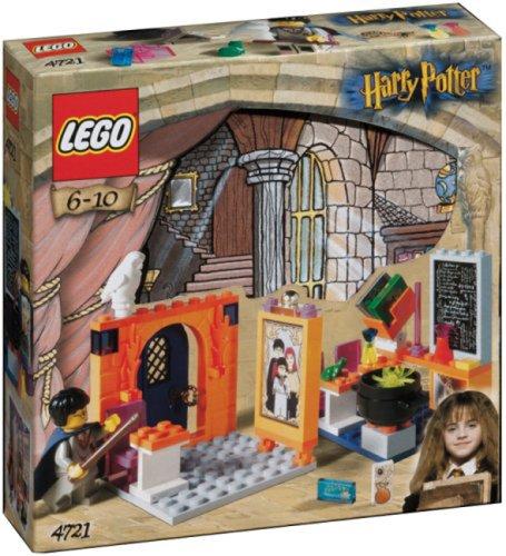 レゴ 4721 ハリーポッター ホグワーツの教室