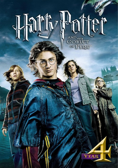 ハリー・ポッターと炎のゴブレット [DVD]