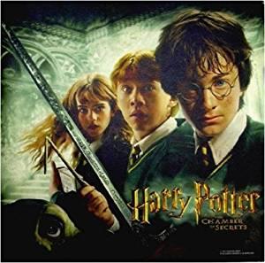 『ハリーポッタと秘密の部屋』