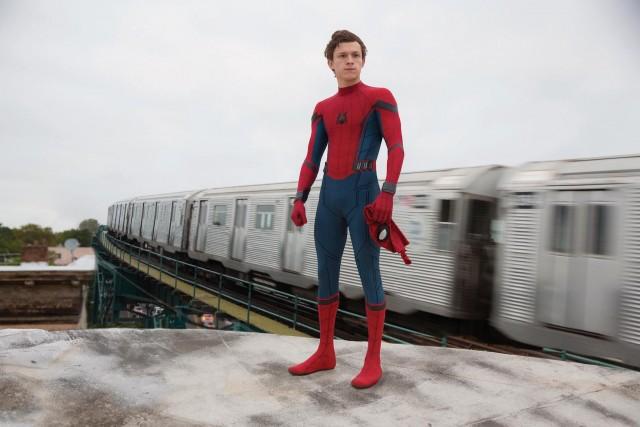 『スパイダーマン:ホームカミング』 トム・ホランド