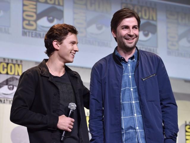 『スパイダーマン:ホームカミング』トム・ホランド、監督