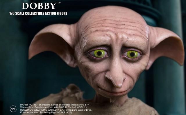 『ハリーポッター』ドビー