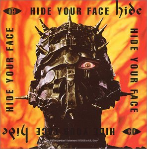 『HIDE YOUR FACE』