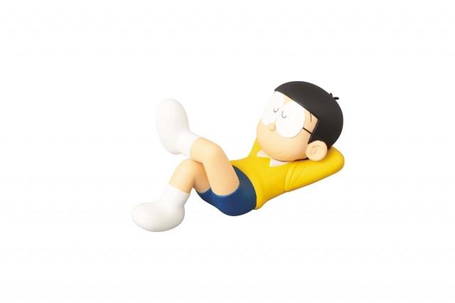 VCD お昼寝のび太 (リニューアル版)(ノンスケール PVC製塗装済み完成品)