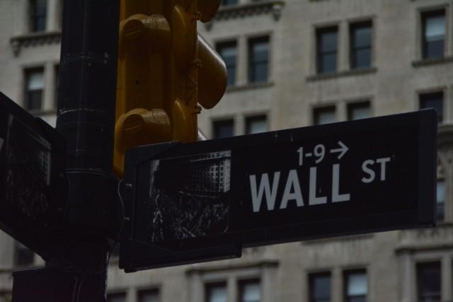 フリー素材、ウォール街
