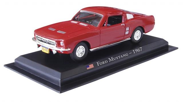 フォード・マスタング1967