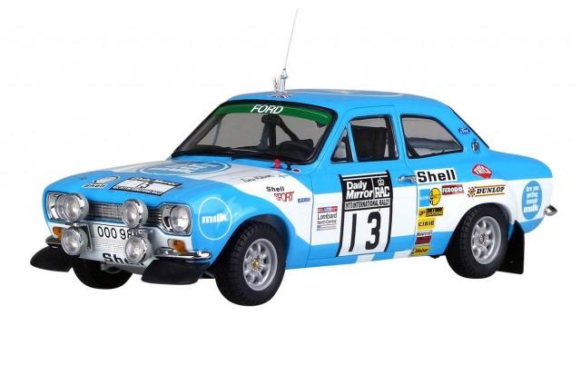 フォード・エスコート RS1600 MK1 1970