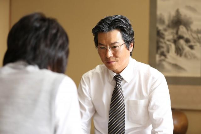 『3月のライオン』幸田柾近(豊川悦司)