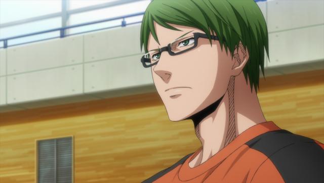 緑間 真太郎 黒子のバスケ