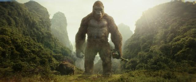 『キングコング:髑髏島の巨神』