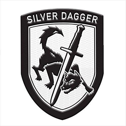 バイオハザード-ヴェンデッタ SILVER DAGGER PATCH