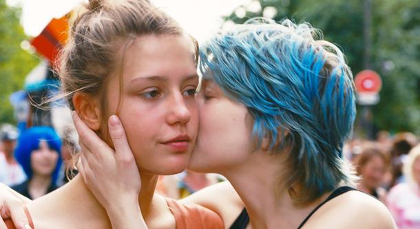 耽美・アデル、ブルーは熱い色