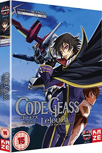 『コードギアス 反逆のルルーシュ』 1期 コンプリート DVD-BOX