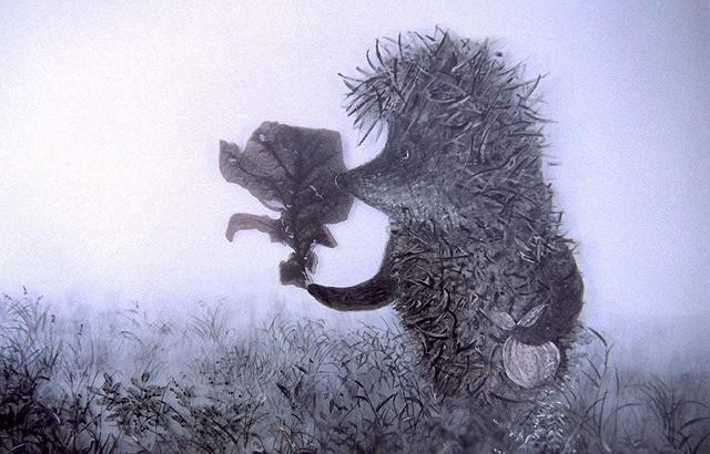 『霧の中のハリネズミ』