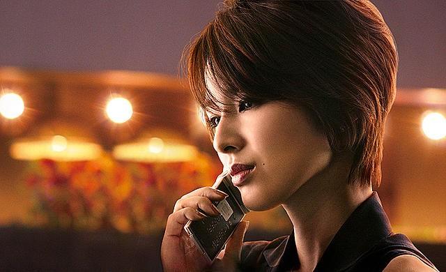 吉瀬美智子 『死刑台のエレベーター』