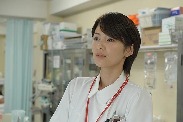 吉瀬美智子 『神様のカルテ』