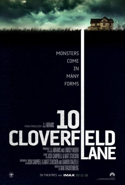 『10 クローバーフィールド・レーン』