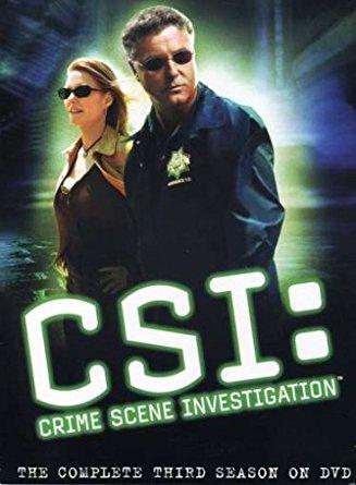 『CSI 科学捜査班』
