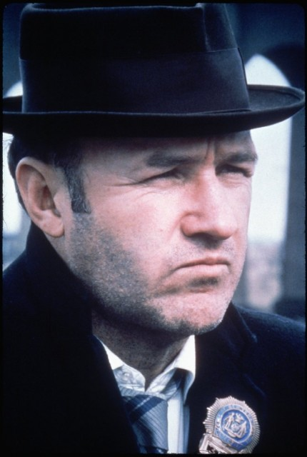 Gene Hackman in French Connection (1971)