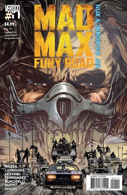 Mad Max: Fury Road – Nux & Immortan Joe, No. 1
