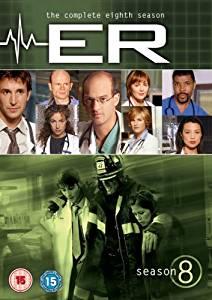 『ER緊急救命室』8