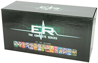『ER緊急救命室』コンプリート
