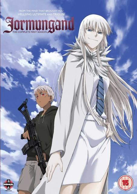 ヨルムンガンド 第1期 コンプリート DVD-BOX (全12話, 300分) 高橋慶太郎 アニメ