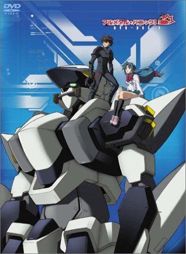 フルメタル・パニック ! DVD-BOX 1