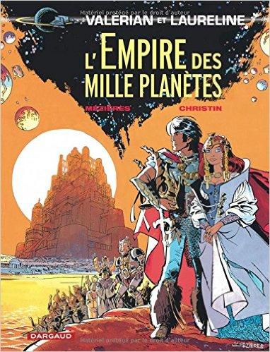 Valérian, tome 2 : L'Empire des mille planètes Album – 8 octobre 1997