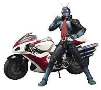 仮面ライダー1号 バイク