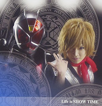 Life is SHOW TIME Single, CD+DVD