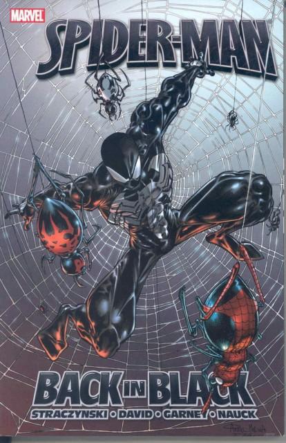 spider black