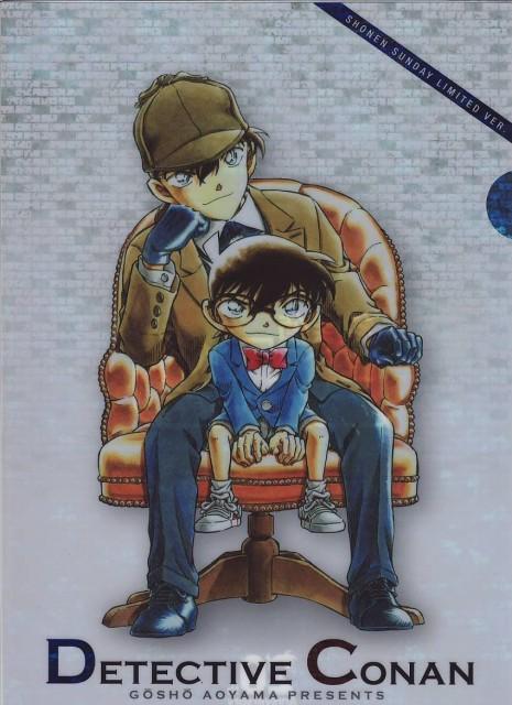 クリアファイル 名探偵コナン 2014 少年サンデー 限定版 2