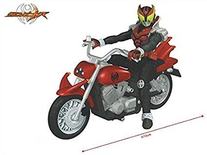 仮面ライダーキバ、バイク